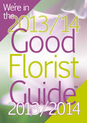 We're in the Good Florist Guide